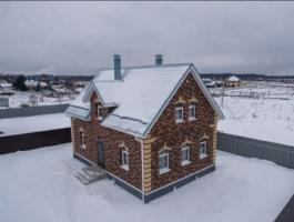Кирпичный дом 113 м2