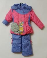 Куртка и полукомбинезон демисезонный Улитка
