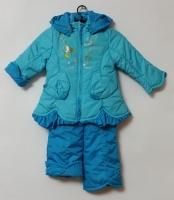 Куртка и полукомбинезон демисезонный Фея