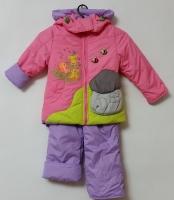 Куртка и полукомбинезон демисезонный Грибок