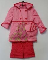Куртка и полукомбинезон демисезонный Розы