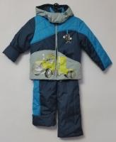Куртка и полукомбинезон демисезонный Машина