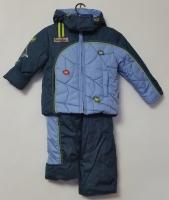 Куртка и полукомбинезон демисезонный Паучки