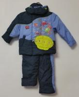 Куртка и полукомбинезон демисезонный Море