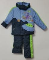 Куртка и полукомбинезон демисезонный НЛО-2