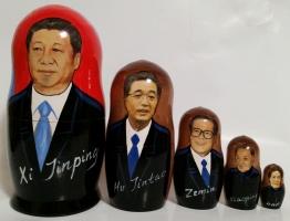 Председатели КНР
