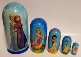 Персонажи из мультфильмов Disney
