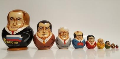 Вожди СССР и президенты России
